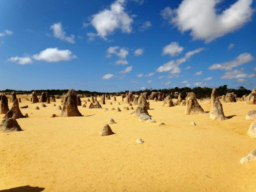 Pinnacle Wüste