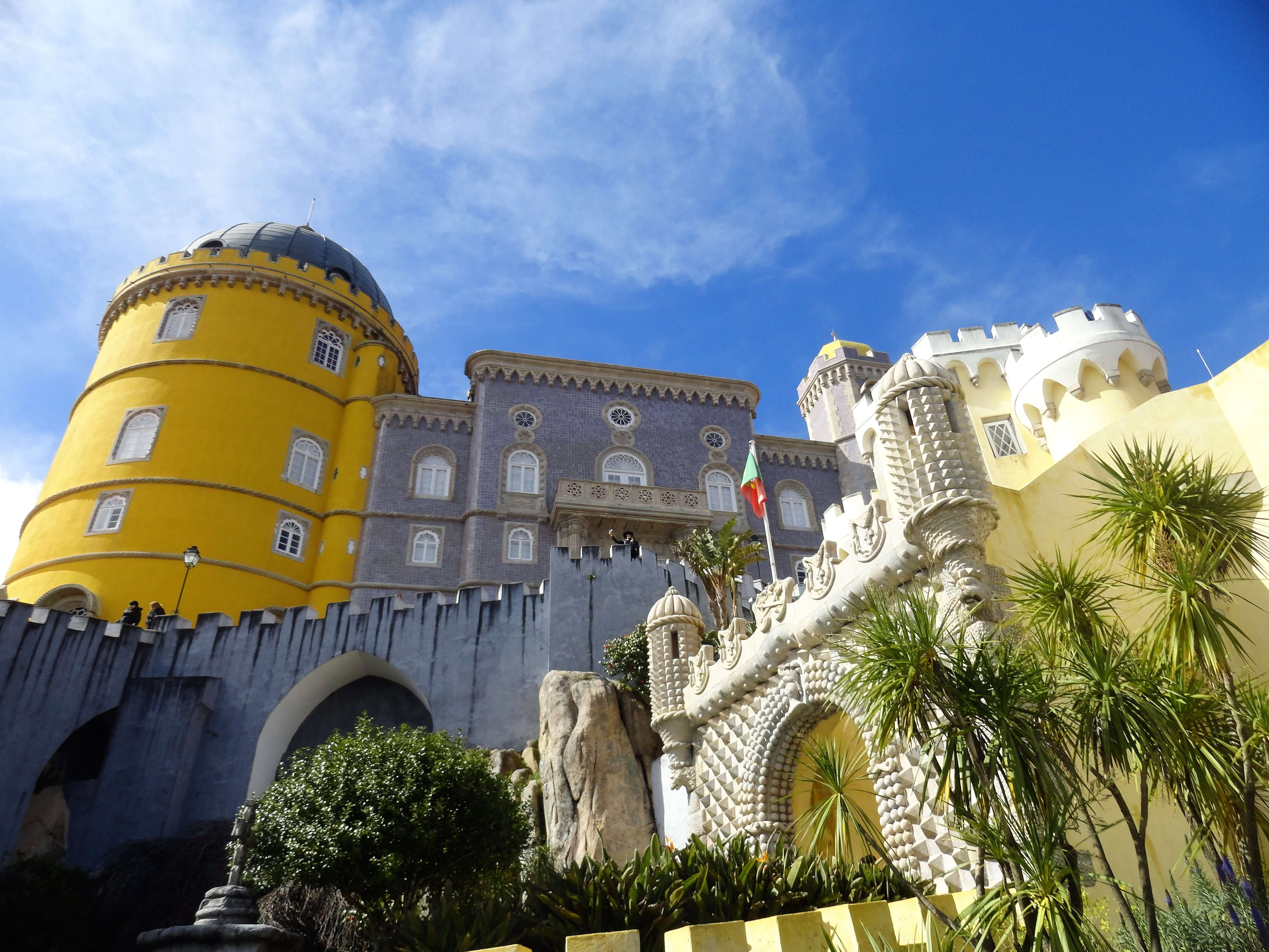 Pena Palast Sintra