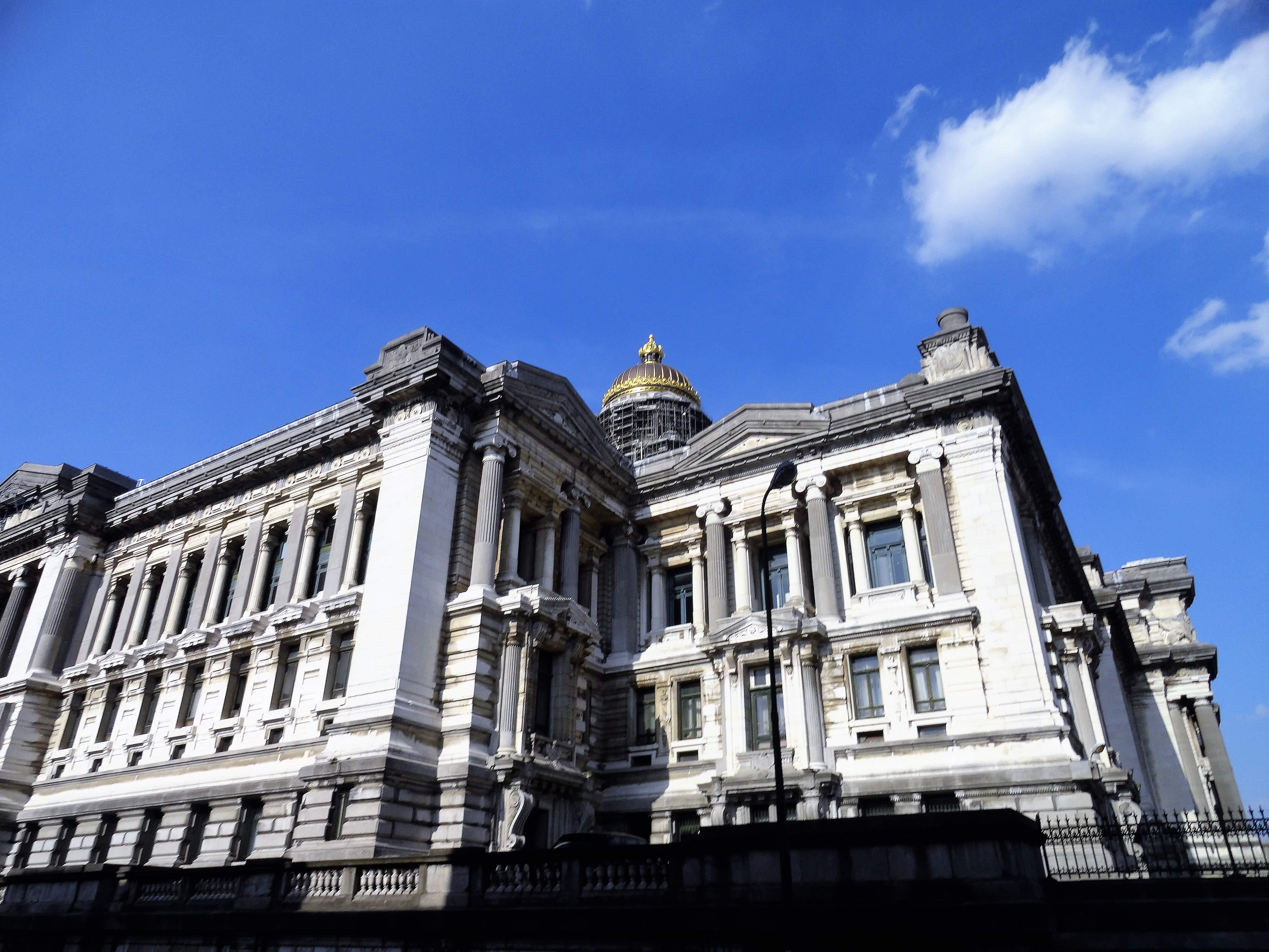 Justizpalast Brüssel