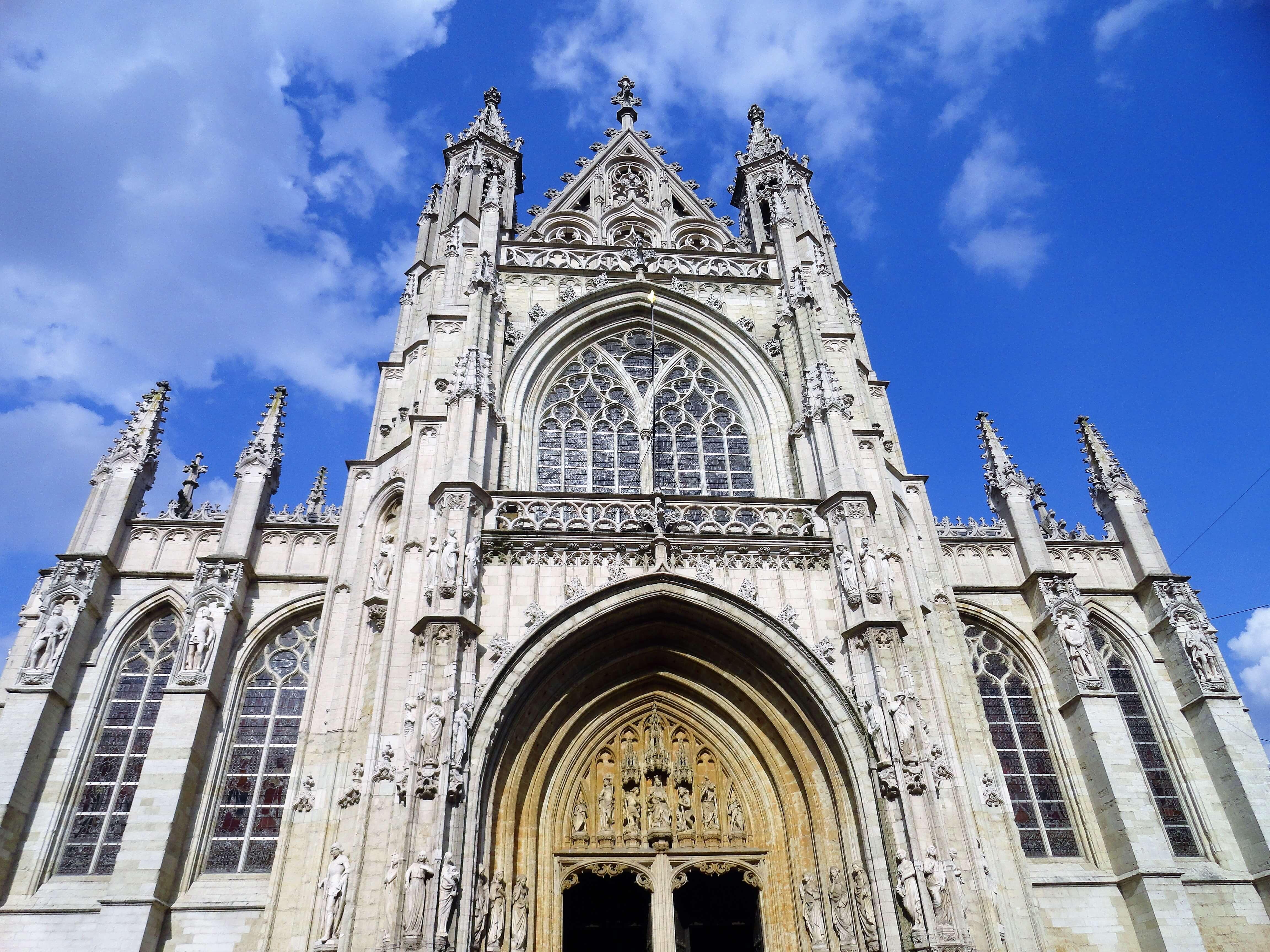 Notre Dame du Sablon Brüssel