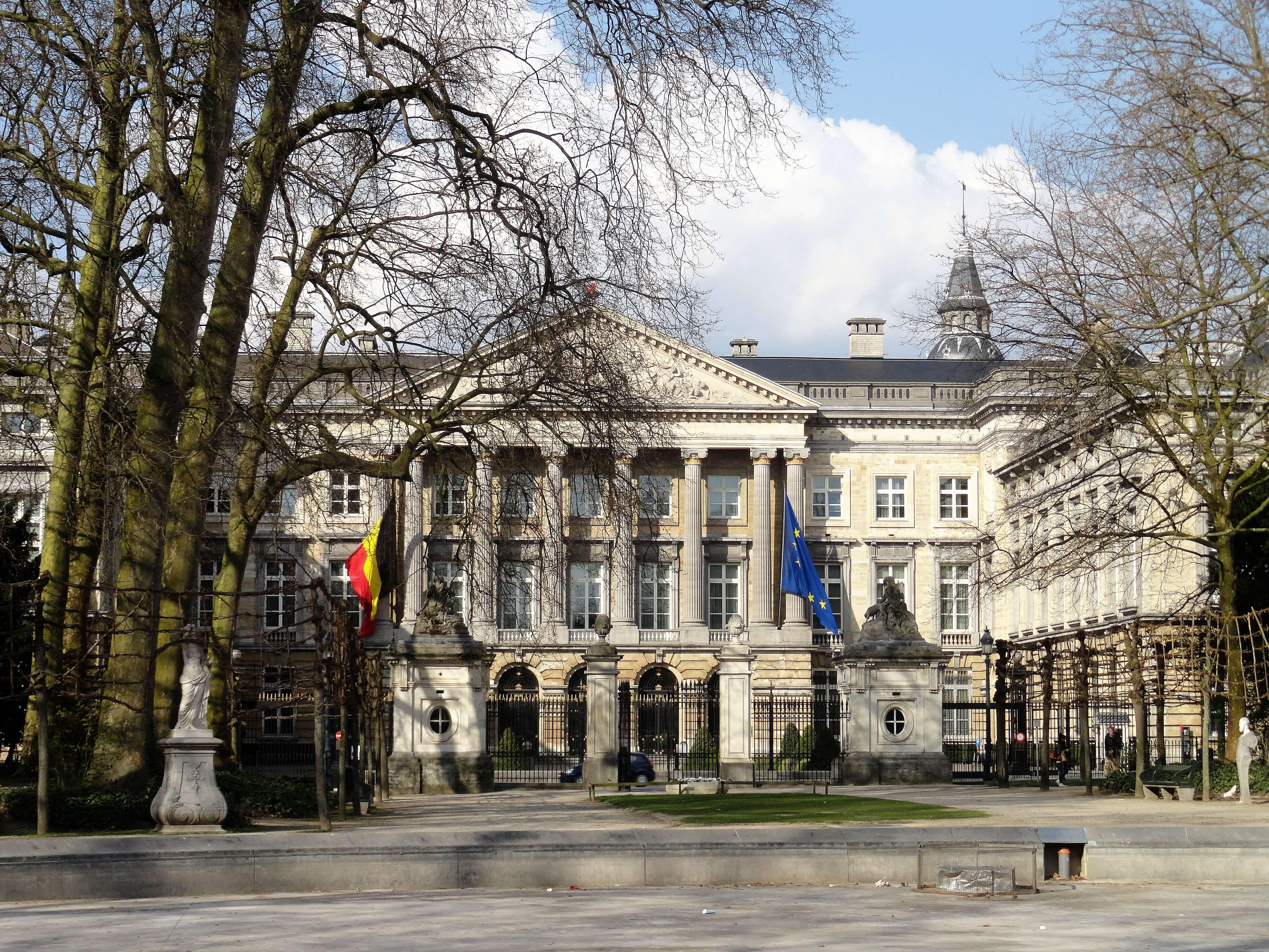 Föderales Parlament Brüssel