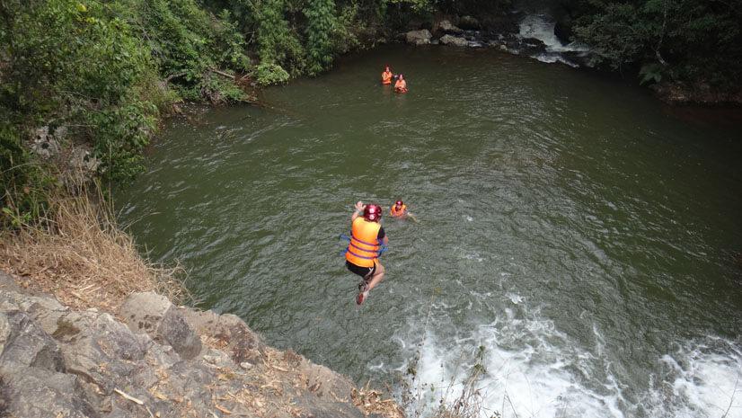 Canyoning Vietnam Dalat