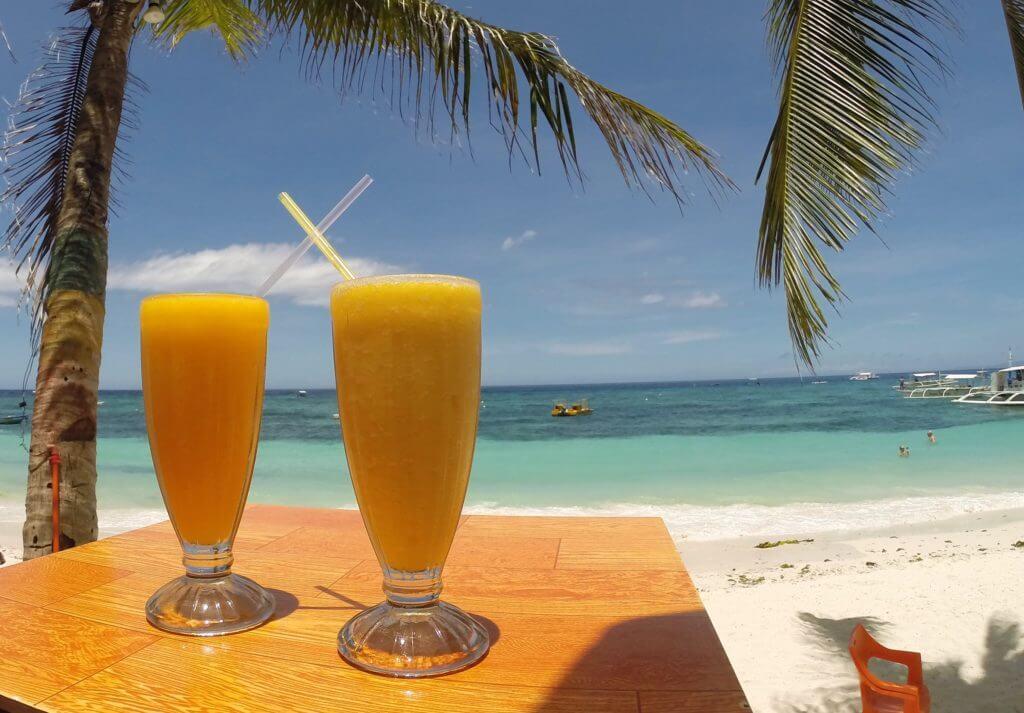 Fruchtshake Alona Beach - Panglao