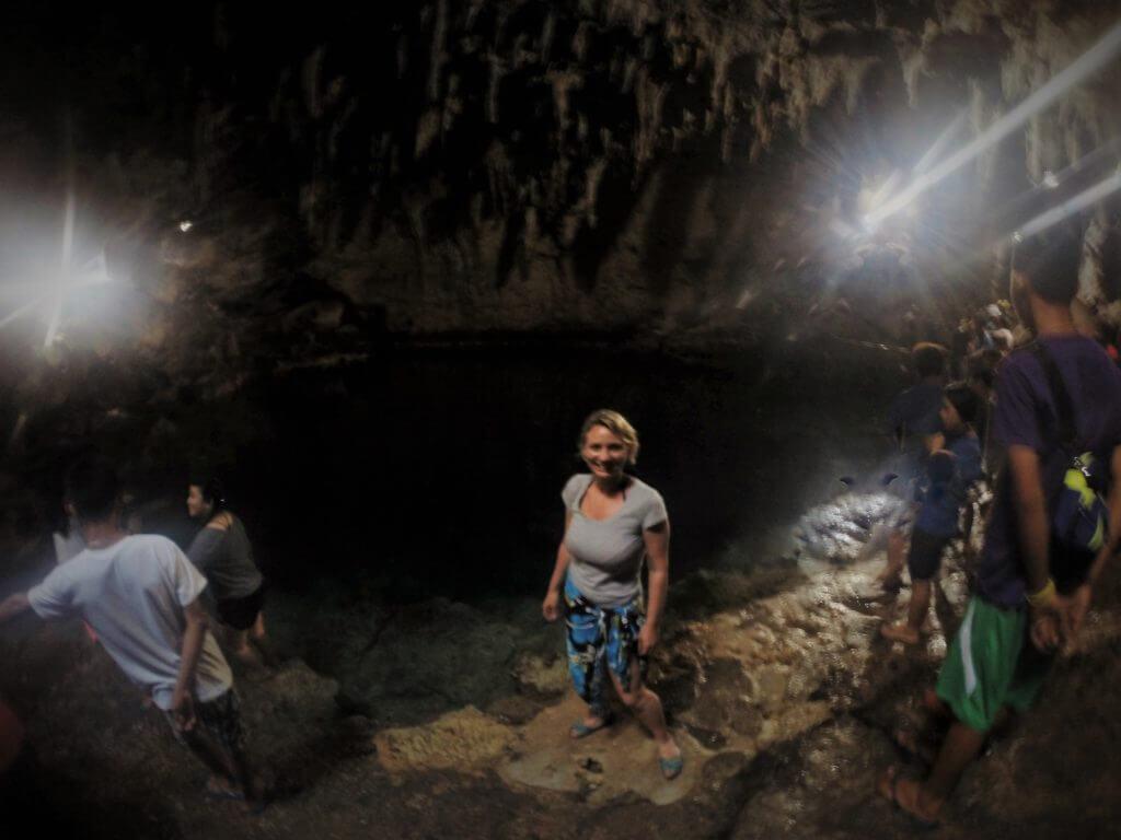 Hinagdanan Cave Panglao