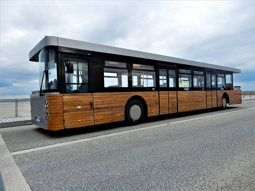 kostenfreier Shuttle Mont Saint Michel