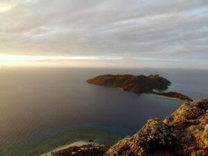 Fidschi Inseln Aussicht