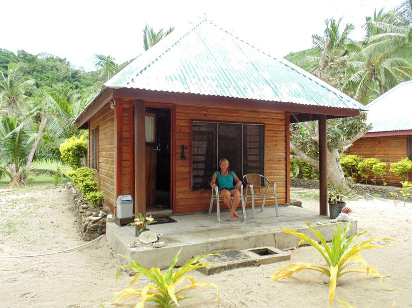 Fidschi Inseln Naviti Insel
