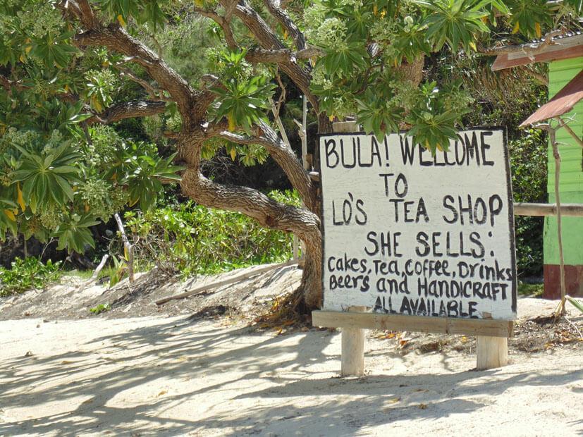 Lo Café Fidschi Inseln