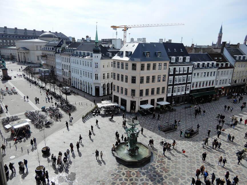 2 Tage Kopenhagen Platz