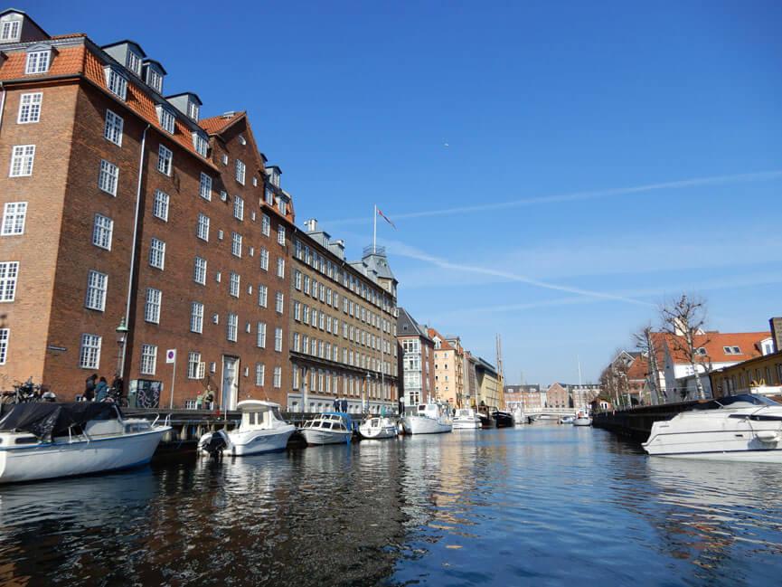 Kopenhagen vom Wasser