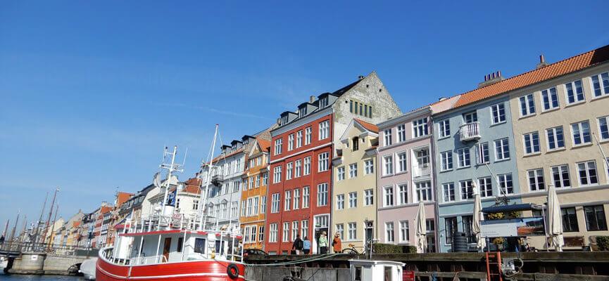 2 Tage Kopenhagen - Nyhavn