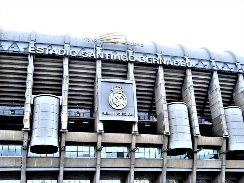 Madrid Stadion Bernabeu