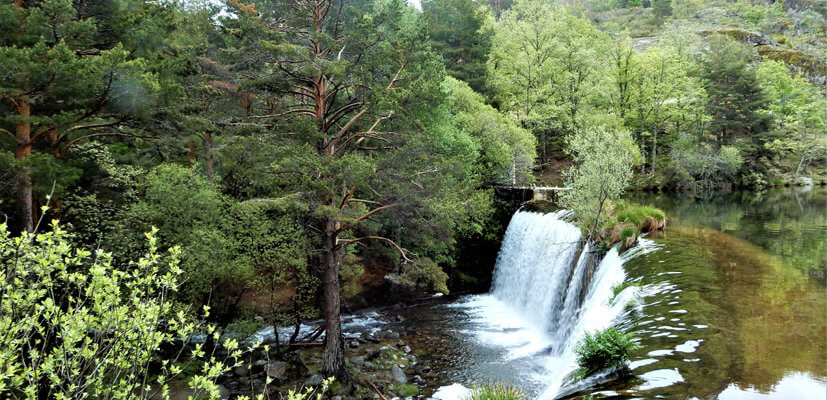 Nationalpark Rascafria - 1 Woche Nordspanien