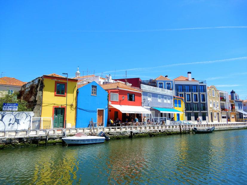 Aveiro - 3 Wochen Portugal Rundreise