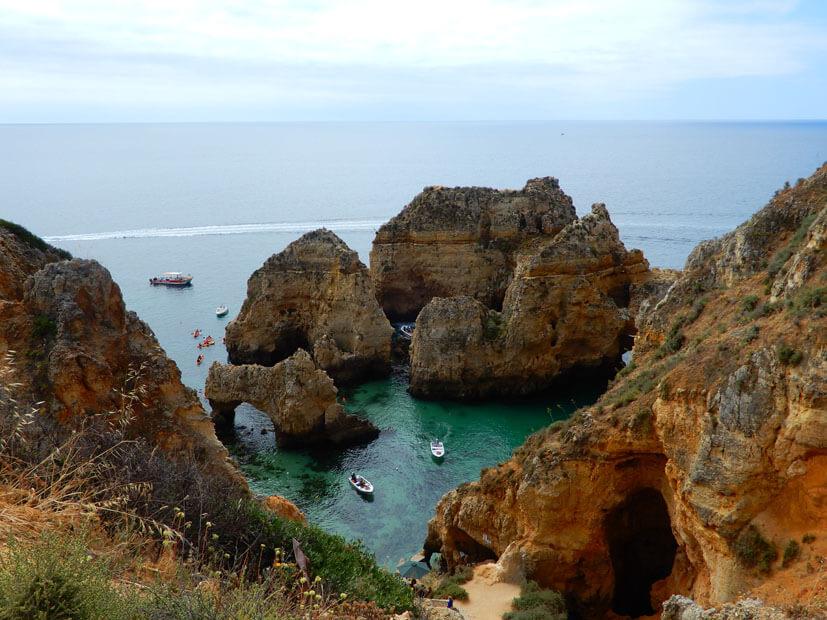 Ponta da Piedade - 3 Wochen Portugal