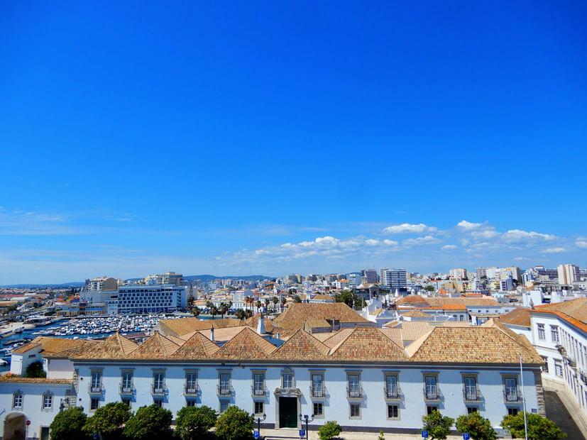 Faro - 3 Wochen Portugal Reiseroute