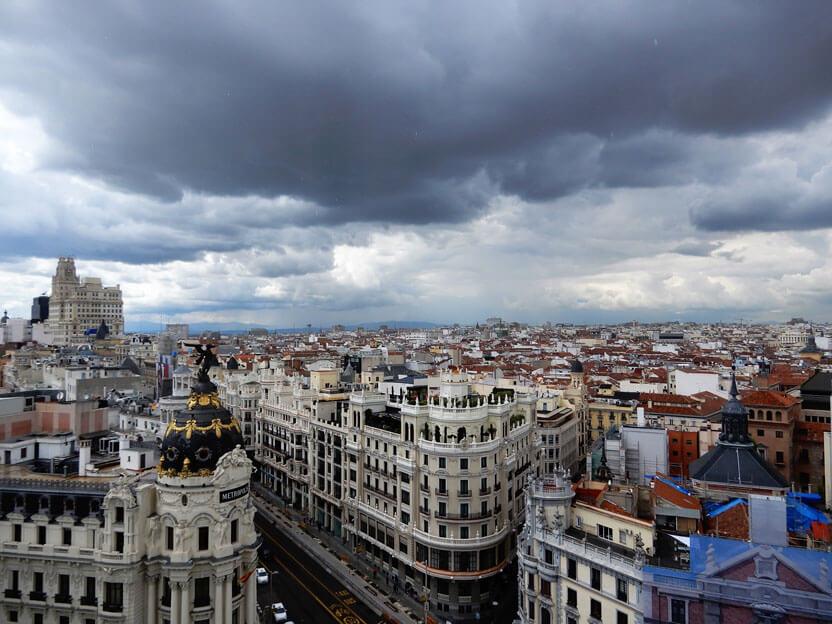 Tartan Roof Top Bar – Circulo de Bellas Artes