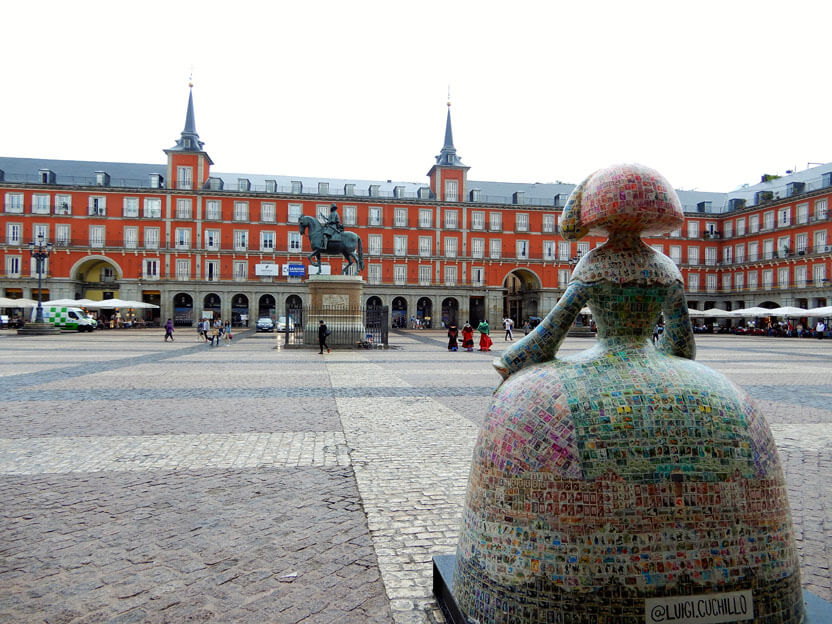 Plaza Mayor – Hauptplatz