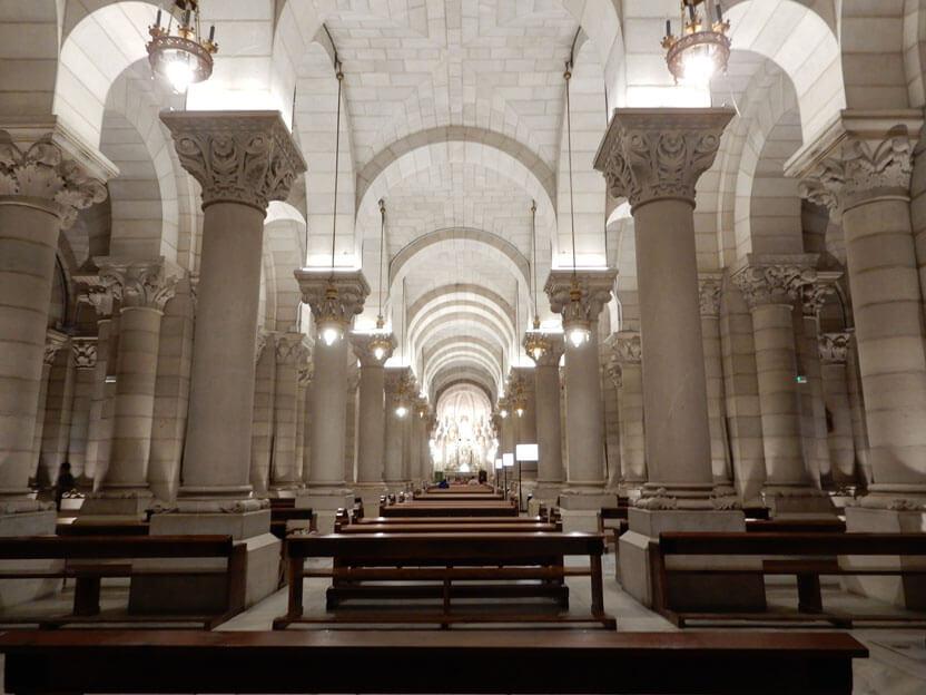 Catedral de Santa María la Real de la Almudena - Almudena Kathedral