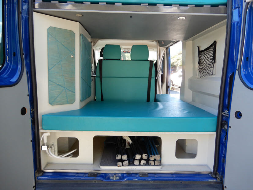 Indie Campers Sporty Van