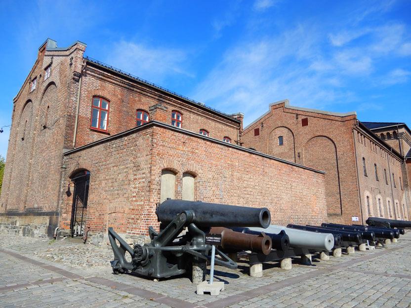 Oslo Sehenswürdigkeiten - Akershus Festung