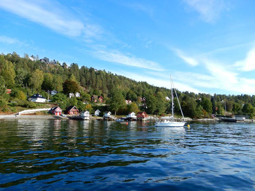 Oslo Sehenswürdigkeiten - Oslofjord