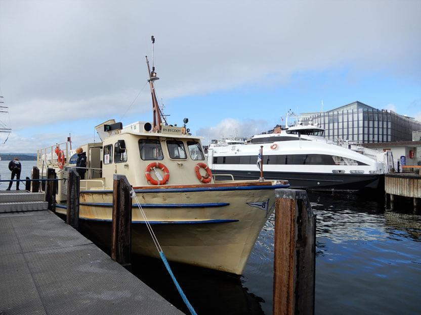 Oslo Sehenswürdigkeiten - Pier 3