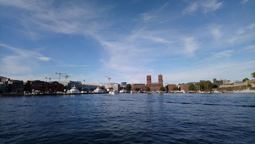 Oslo Sehenswürdigkeiten - Rathaus