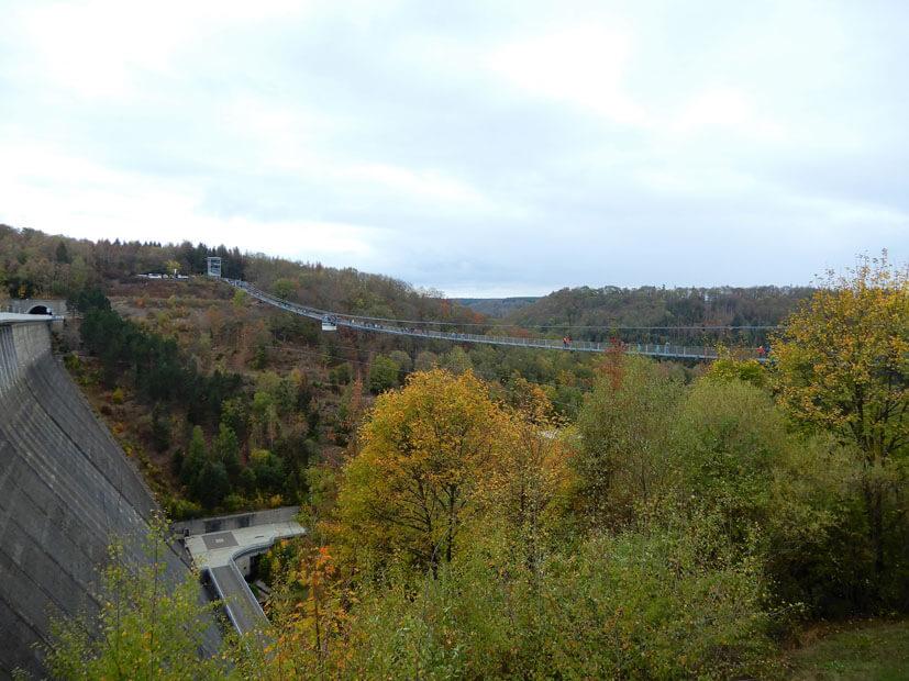 Gigaswing Hängebrücke Titan RT