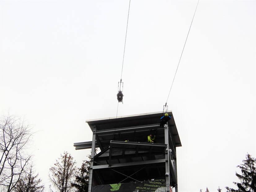Zipline Harz