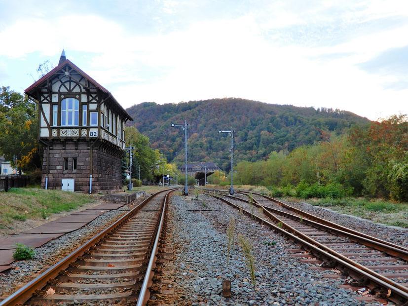 Bahnhof Thale Bodetal