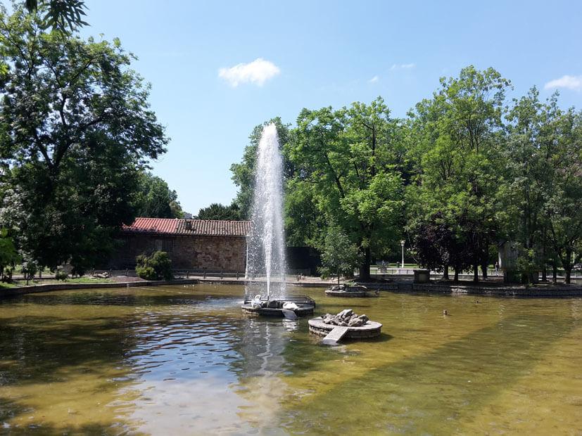 Dona Casilda Park Biblao Sehenswürdigkeiten