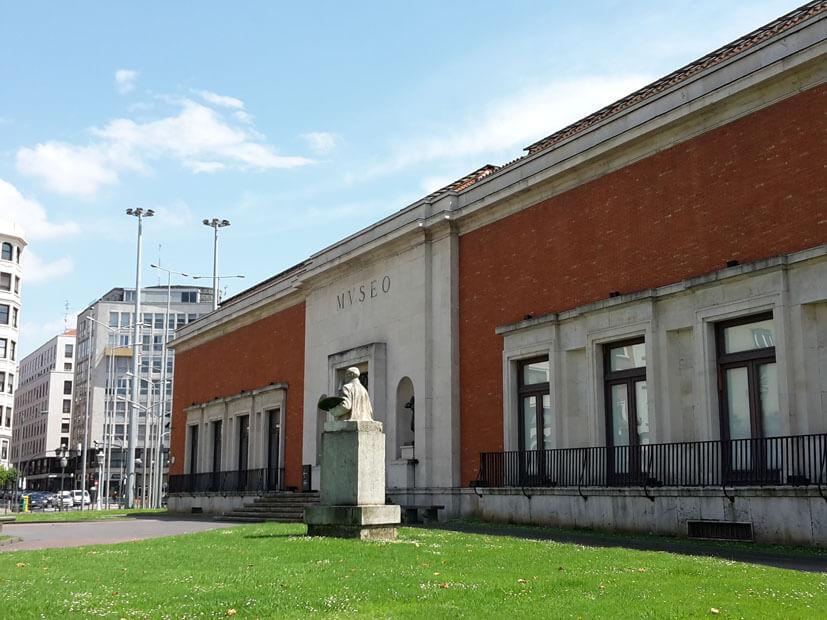 Kunstmuseum Bilbao Sehesnwürdigkeiten