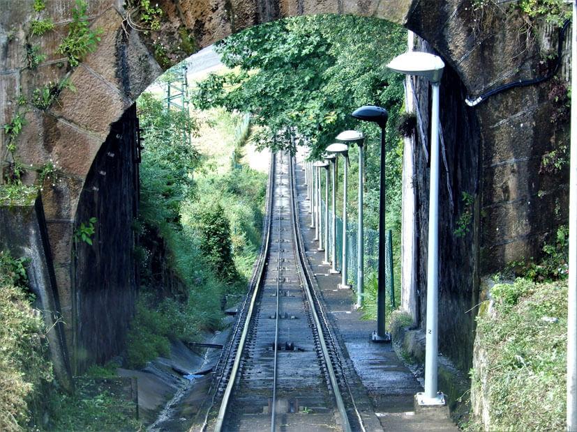 Funicular - Bilbao Sehenswürdigkeiten