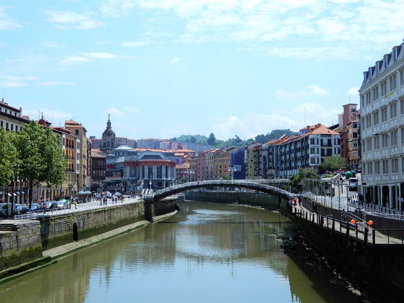 Ria de Bilbao - Bilbao Sehenswürdigkeiten