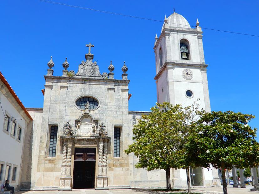 Hauptkathedrale in Aveiro