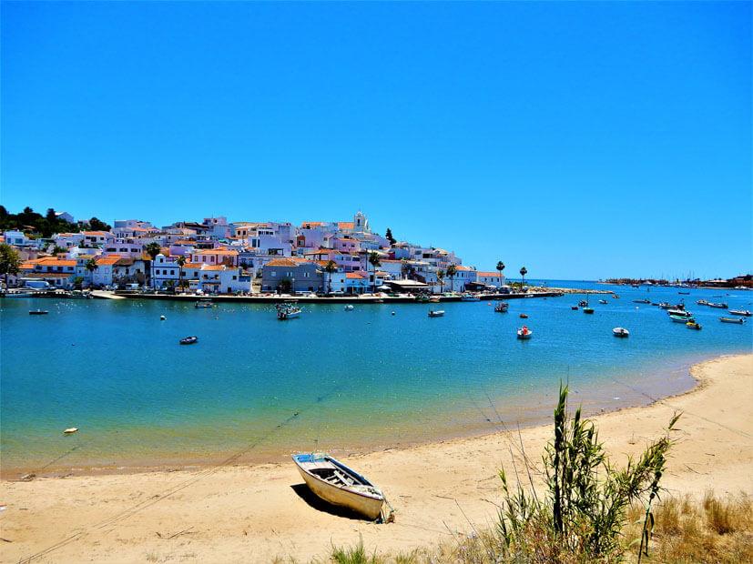 Rundreise Portugal - Ferragudo