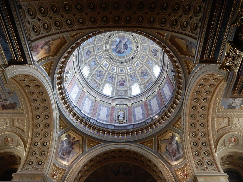 Basilika in Budapest