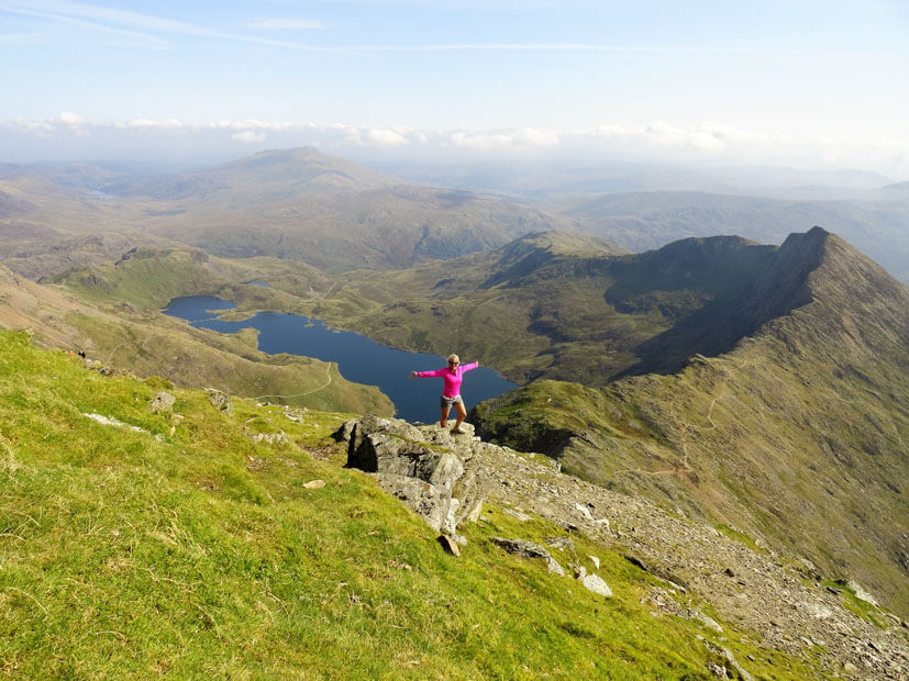 Snowdonia Nationalpark - das Highlight