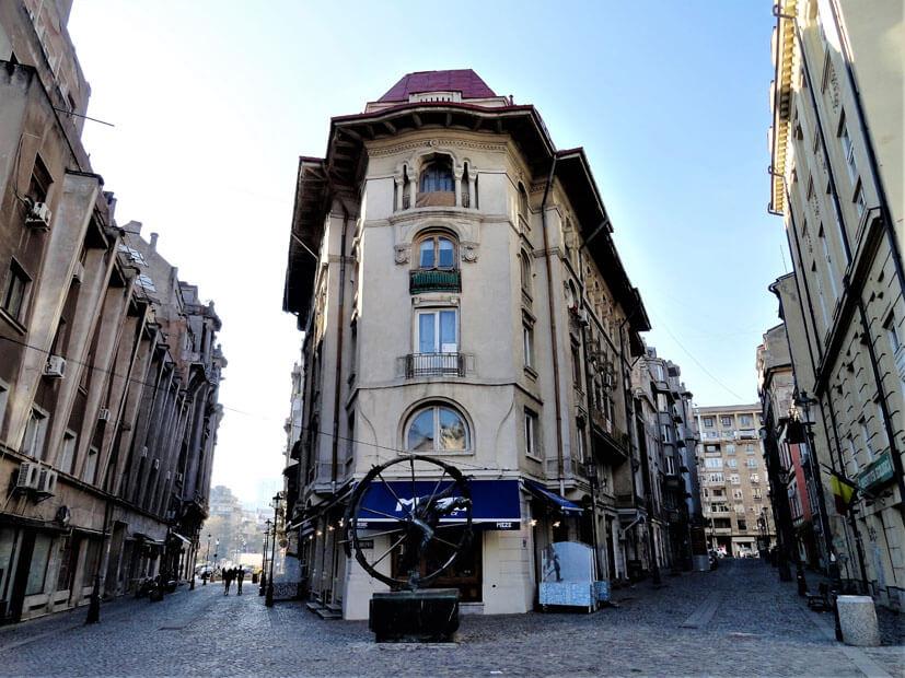 Bukarest Sehenswürdigkeiten - Altstadt