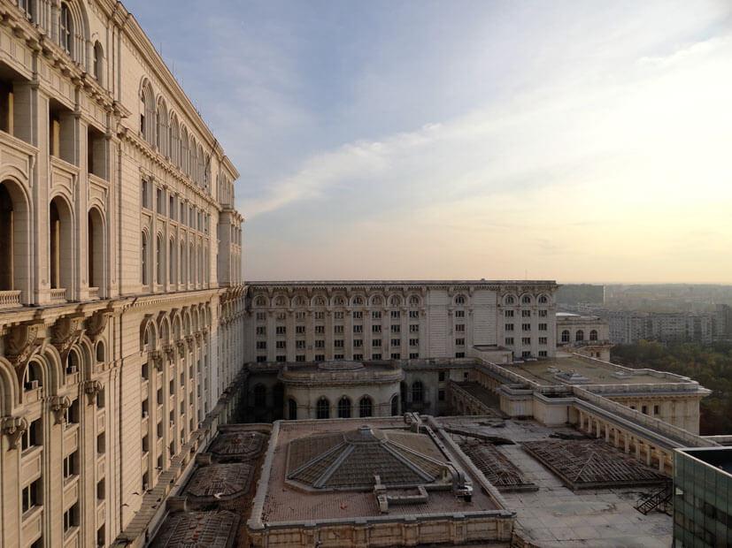 Parlamentspalast Bukarest