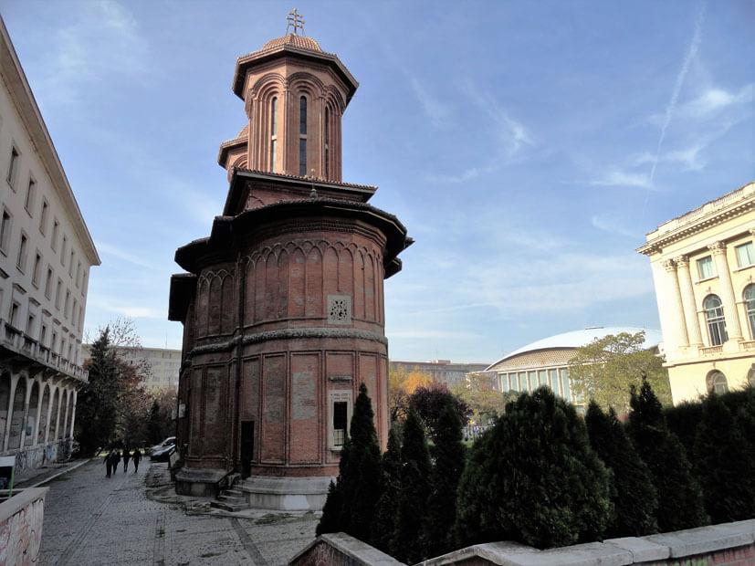 Kretzulescu Kirche