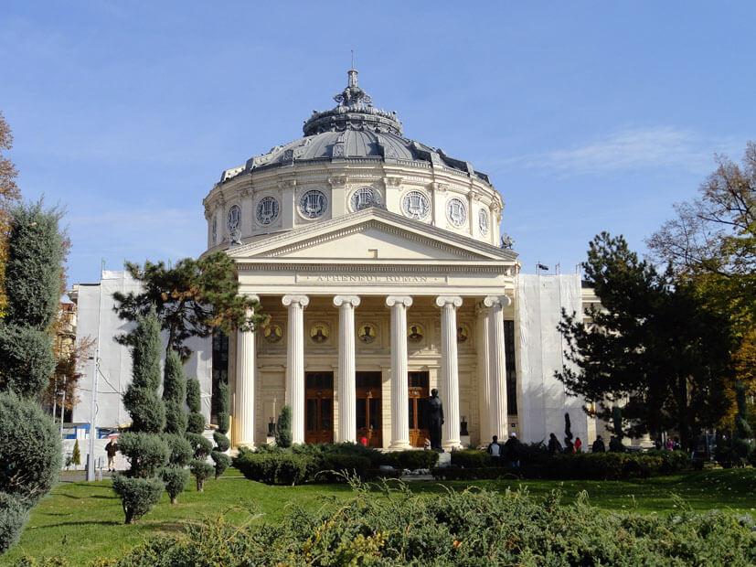 Athenium - Sehenswürdigkeiten Bukarest