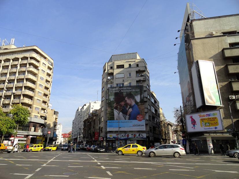 Bukarest Stadt