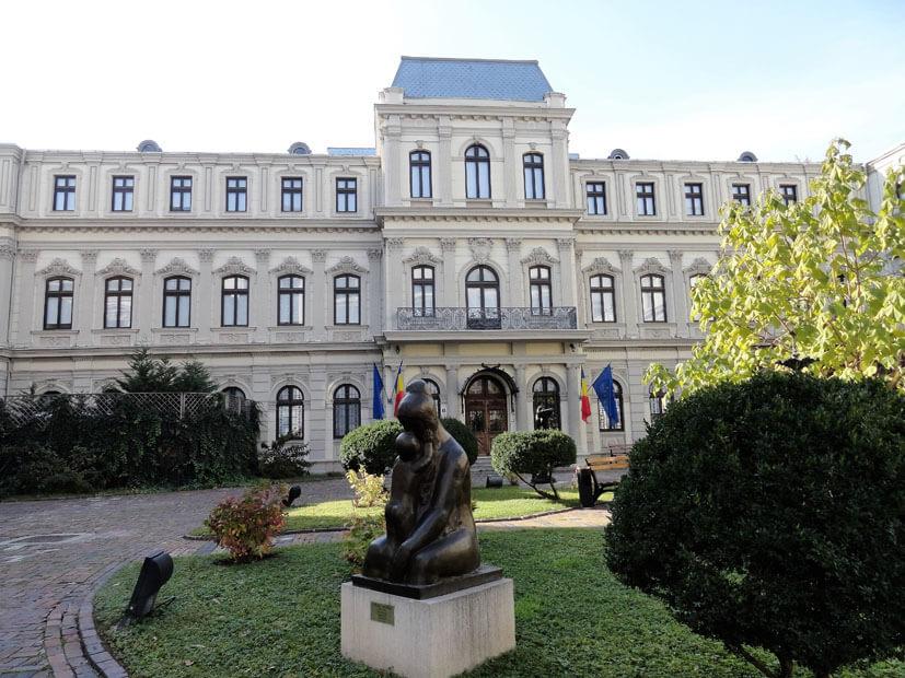 Kunstmuseum Bukarest