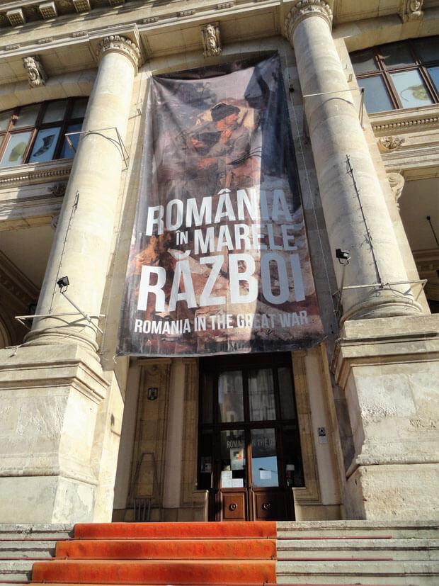 Nationalmuseum für die Landesgeschichte Rumäniens