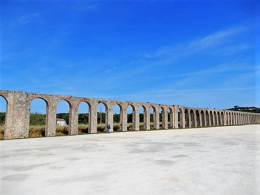 Aquädukt von Obidos