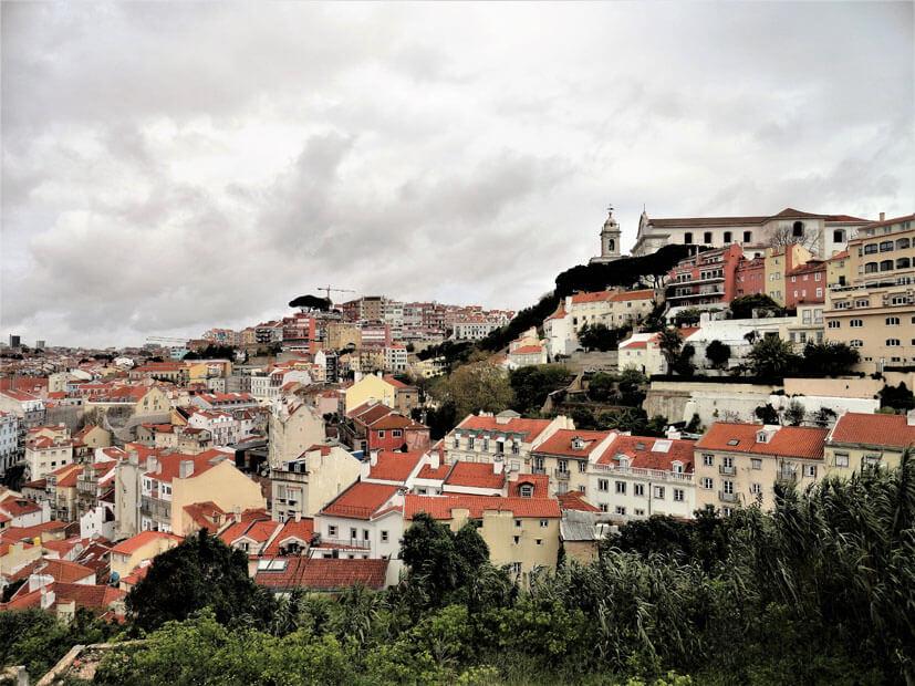 Lissabon Alfarma - 3 Tage Lissabon