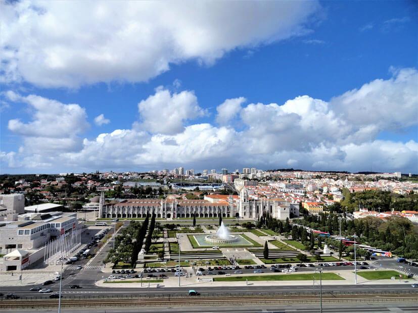 Mosteiro dos Jerónimos – Hieronymitenkloster Lissabon Sehenswürdigkeiten
