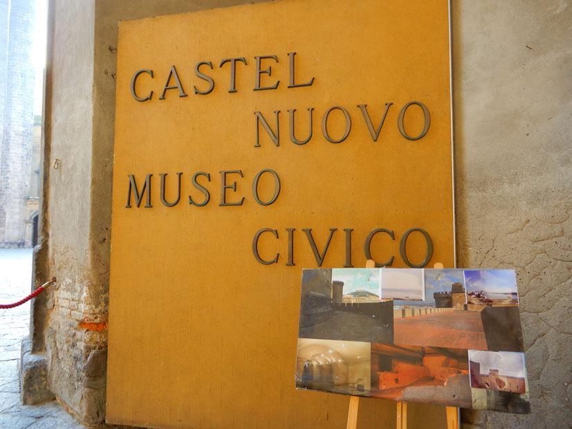 Castel de Nuevo